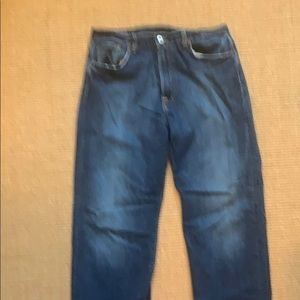 Lucky brand jeans 33x32